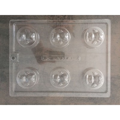Cookie Mold Baby Eend