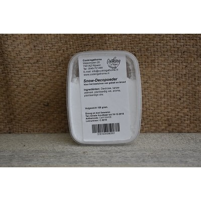 Snow Decoratiepoeder 100 gram
