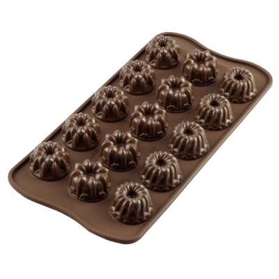 Silikomart Chocoladevorm Tulbandjes