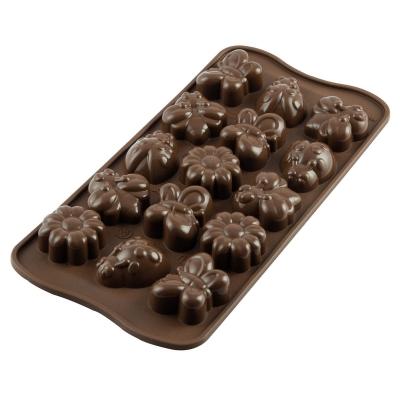 Silikomart Chocoladevorm Lente