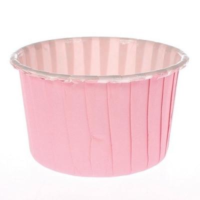 Culpitt Cupcake Cups pastel Roze 60mm 24st