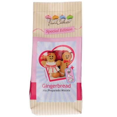 Funcakes Gingerbread 500g