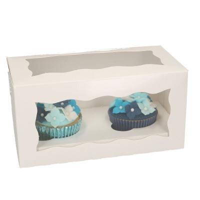 Cupcake Doosje 2 blank