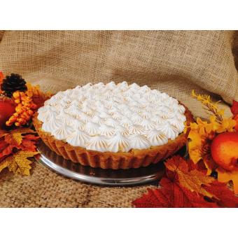 Bakpakket Appel Lemoncurd Meringue taart