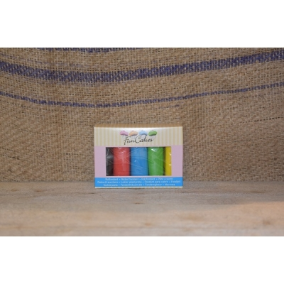 Marsepein Multipack Essential Colours 5x100g